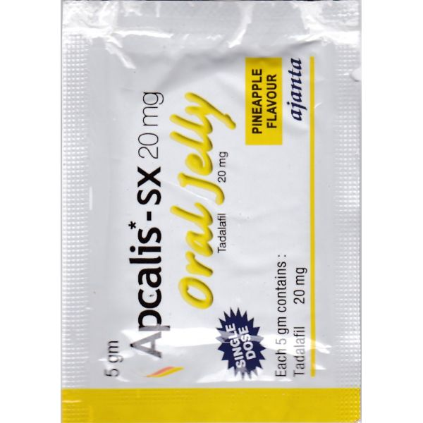 Apcalis Sx Oral Jelly 20 Mg