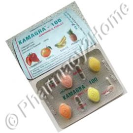 Kamagra Chewable Flavoured 100Mg