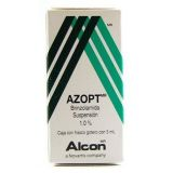Generic Azopt (Brinzolamidesuitable)  1% Eye Drops 5 ml
