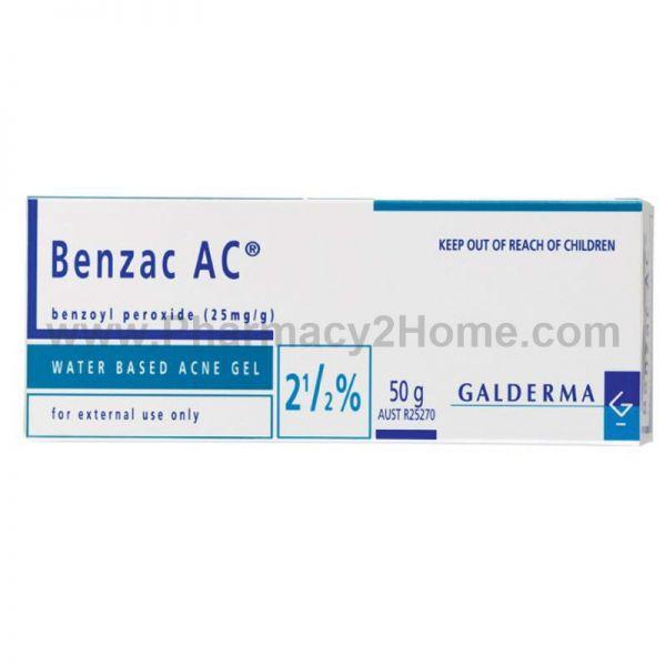 Buy Benzac Ac Online