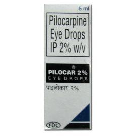 Pilocarpine 2% Eye Drops 10mL