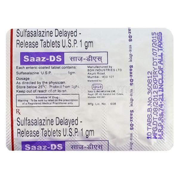 Buy Azulfidine Online
