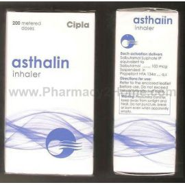 Asthalin Hfa Inhaler 200Md