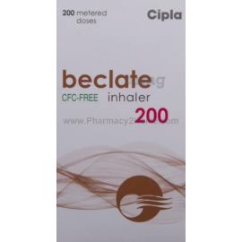 Beclate Inhaler 200Md