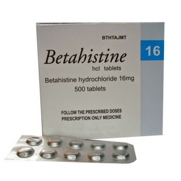 Generic Serc (Betahistine)