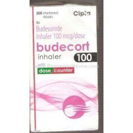 Budecort inhaler 200 MD 100 mcg (Budesonide)