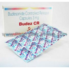 Budez Cr 3 Mg (Budesonide)