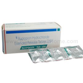 Bupron Sr 150 Mg (Bupropion)