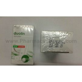 Duolin Inhaler 200 Doses/Pack