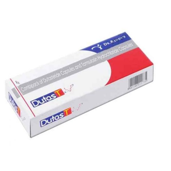Dutas-T (Dutasteride/Tamsulosin)