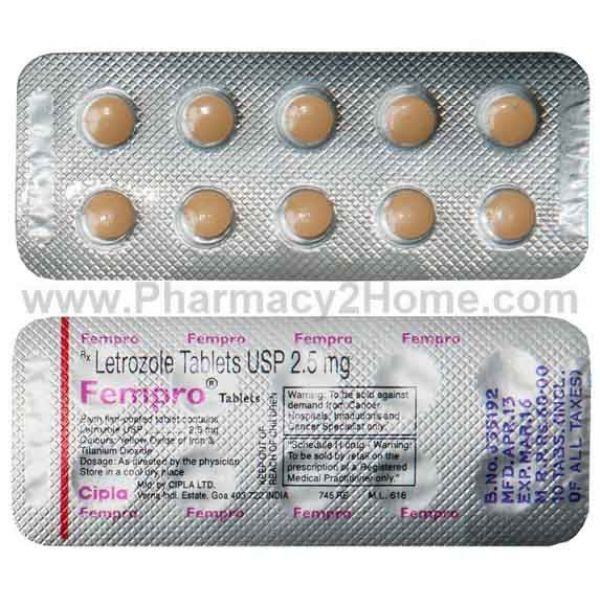 Fempro 2.5Mg For Sale