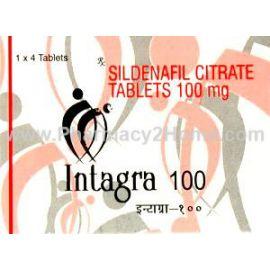 Intagra 100 Mg (Sildenafil Citrate)