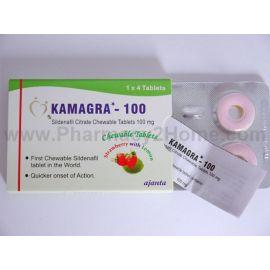 Kamagra Polo 100 Mg (Sildenafil)
