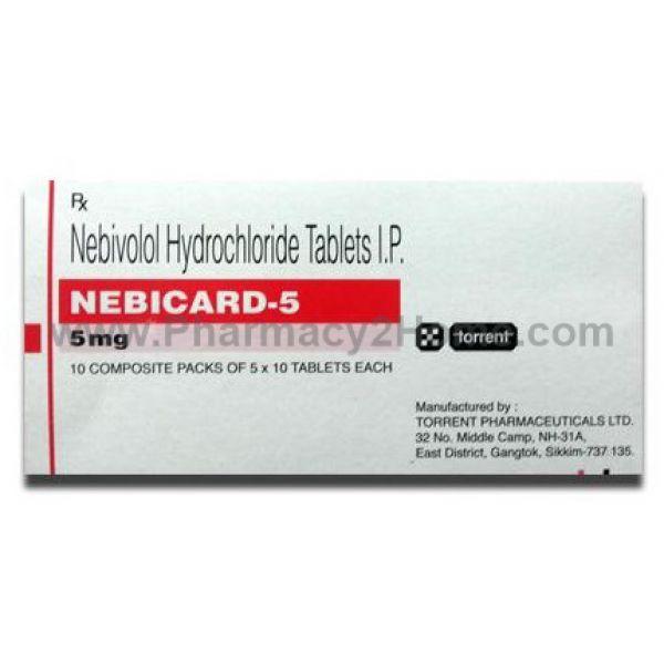 Generic Bystolic (NEBIVOLOL HCL)