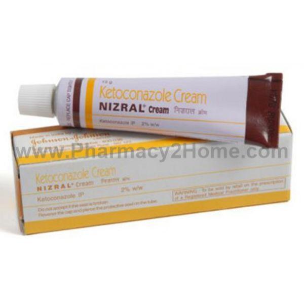 Nizral Cream (Ketoconazol) 15 Gm