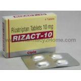 Rizact (Rizatriptan, Generic Maxalt)