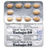 Tadaga (Tadalafil, Generic Cialis)