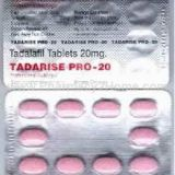 Tadarise Pro (Tadalafil)