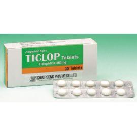 Buy Generic Ticlid