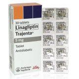 Tradjenta (Linagliptin)