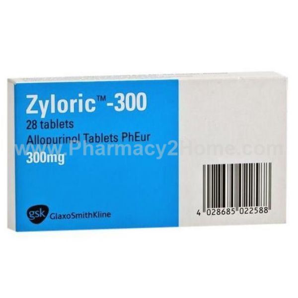 Buy Allopurinol 300Mg Online