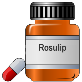 Rosulip (Rosuvastatin, Generic Crestor)