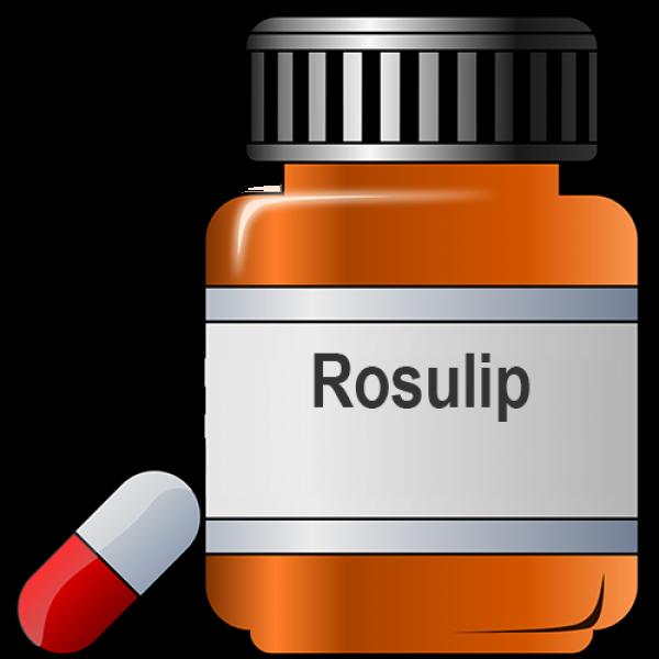 Rosulip 10 & 20 Mg (Rosuvastatin)