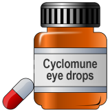 Cyclomune Eye Drops
