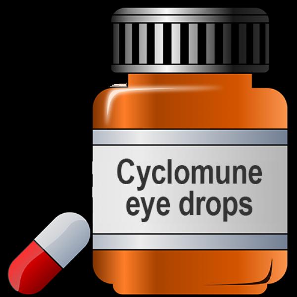 Cyclomune Eye Drops (Cyclosporine)