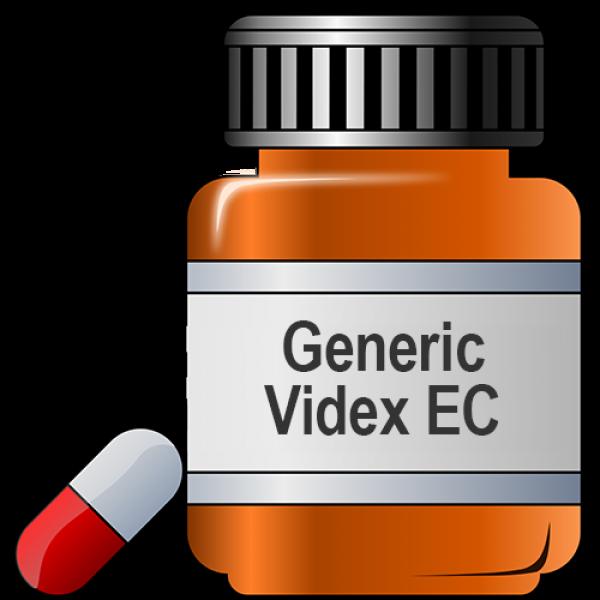 Generic Videx Ec (Didanosine)