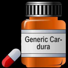 Buy Generic Cardura (Doxazosin)