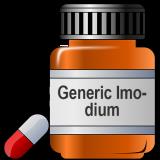 Generic Imodium (Loperamide)