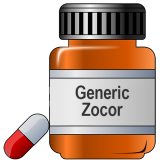 Generic Zocor (Simvastatin)