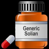 Generic Solian (AMISULPRIDE) 50/100/200/300 mg