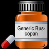 Generic Buscopan (Butylscopolamine)