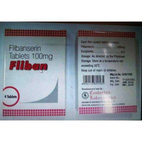 Flibanserin (Addyi) - Female Viagra