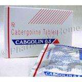 Cabgolin (Generic Dostinex, Cabergoline)