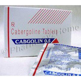 Cabgolin 0.5 Mg (Cabergoline)
