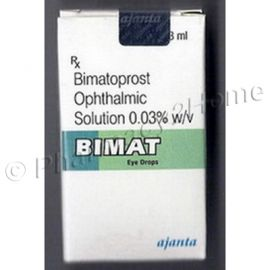 Bimat Eye Drops (Bimatoprost Ophthalmic)