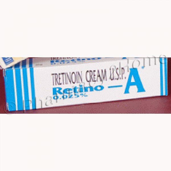 Retino A Cream 0.05% (Tretinoin)