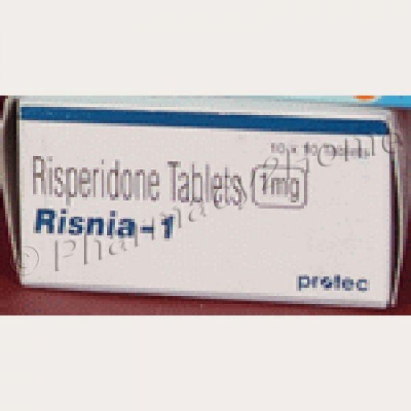 Risnia Md 1Mg & 2Mg (Risperidone)