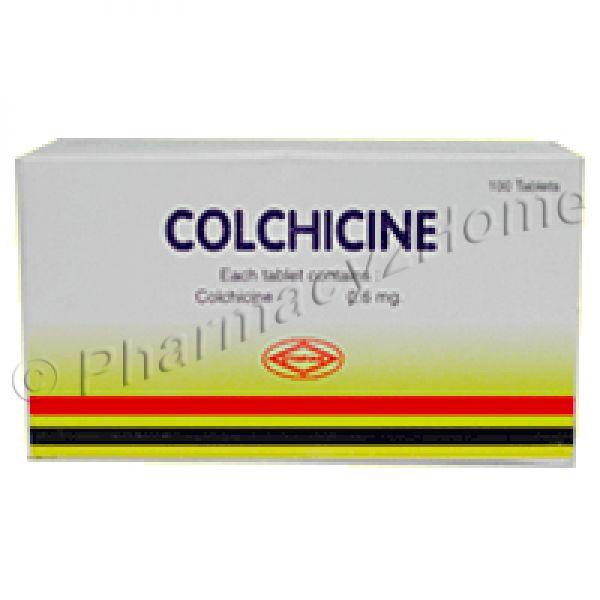 Buy Colchicine 0.6Mg Online