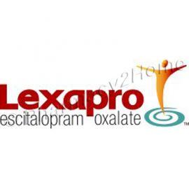 Generic Lexapro (Escitalopram)