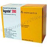 Generic Tegretol (Carbamazepine)  100, 200 & 400 Mg
