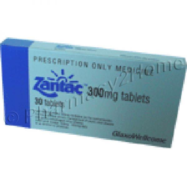 Buy Generic Zantac (Ranitidine)