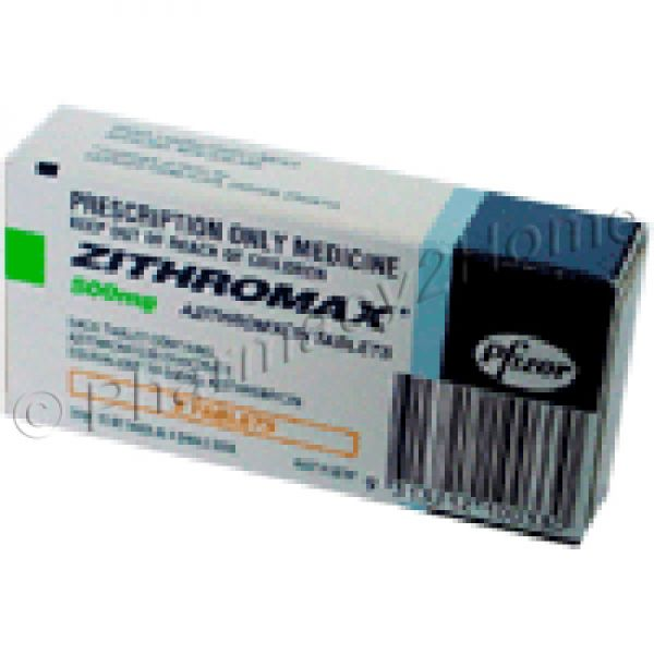 Antibiotics Zithromax