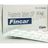 Fincar (Generic Proscar, Finasteride 5Mg)