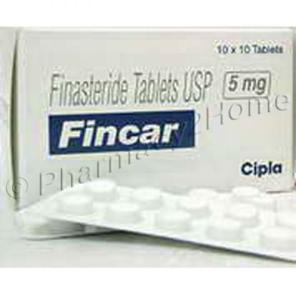Fincar (Finasteride 5Mg)