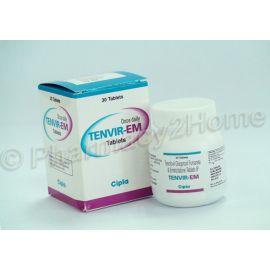 Tenvir-EM (Emtricitabine / Tenofovir)