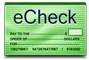 Pharmacy2Home.com accepts eCheck